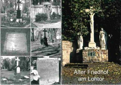 Flyer Lohtorfriedhof