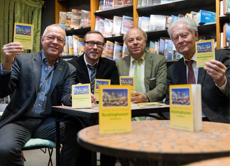 Buchpräsentation Stadtführer
