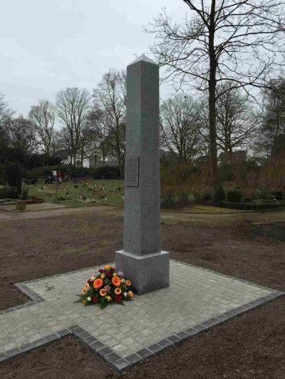 Mahnmal Südfriedhof